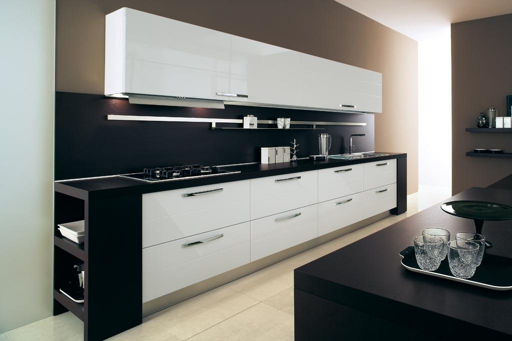 Cucine Moderne Semplici.Cucina Moderna Edi D1 Rivenditori Cucine Sicilia