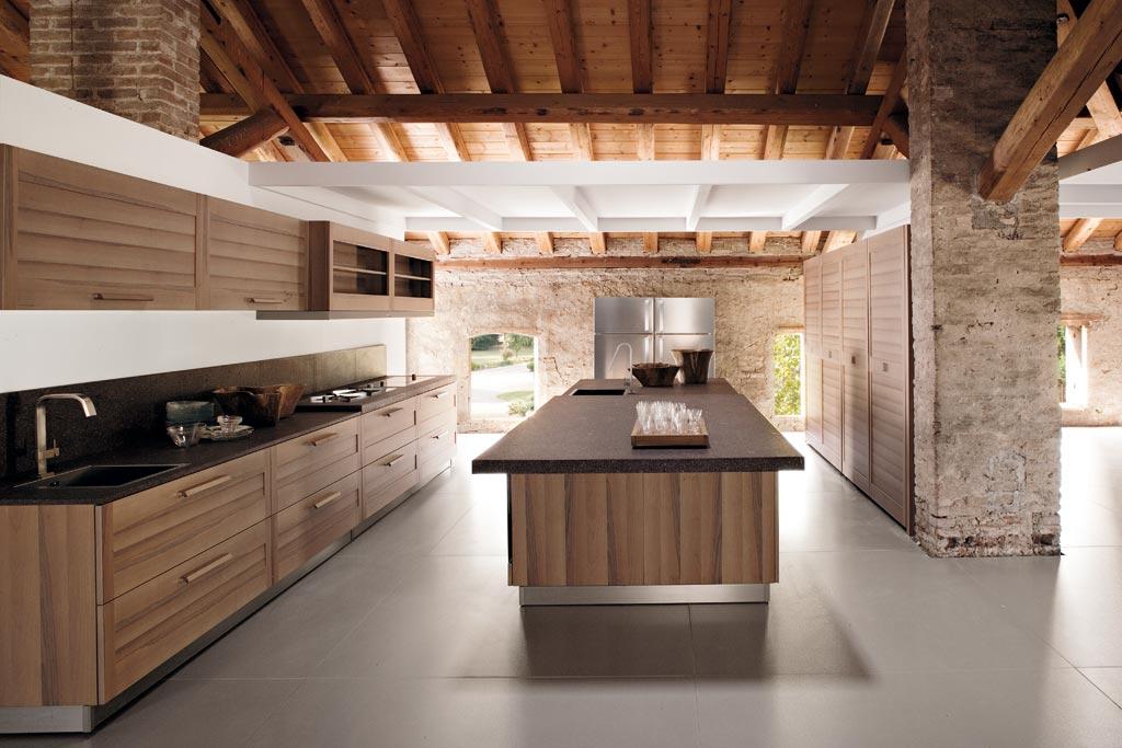 Arredo cucina moderna su misura ~ Fiamma
