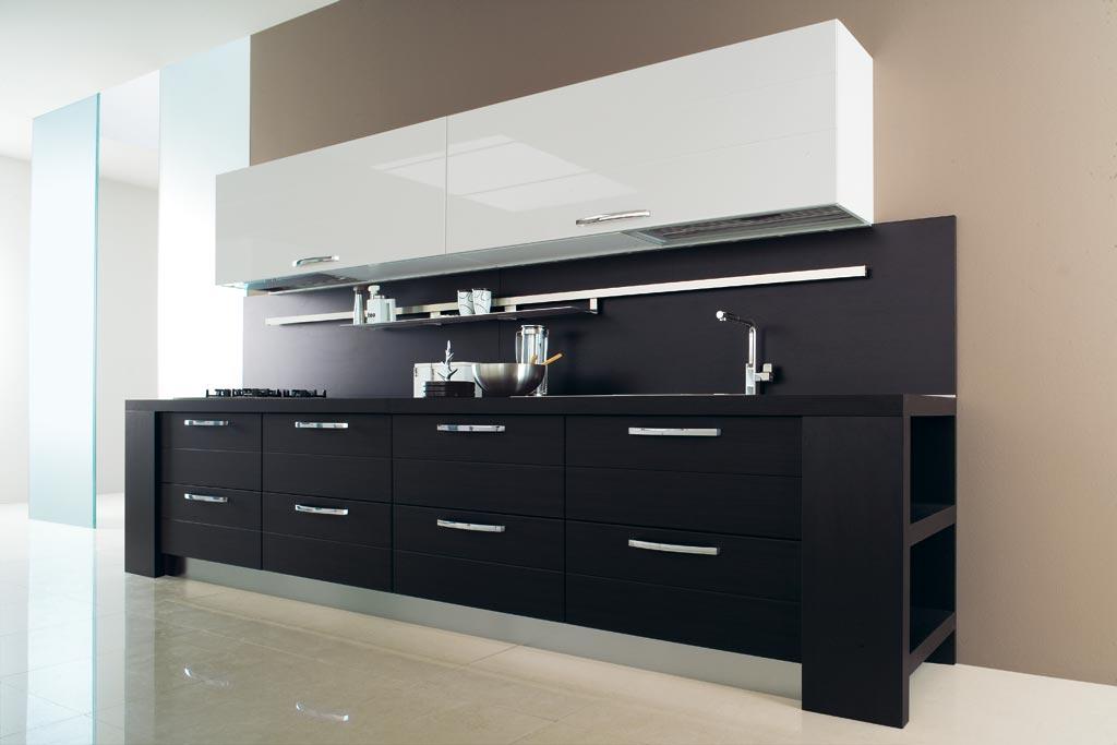 Modern kitchen Edi 'D1