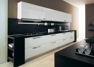 Modern kitchen Edì D1