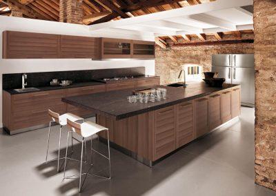 Modern kitchen Fiamma