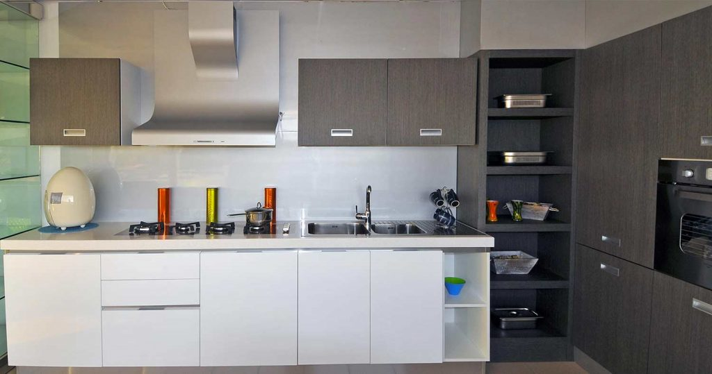 Modern kitchen Perla