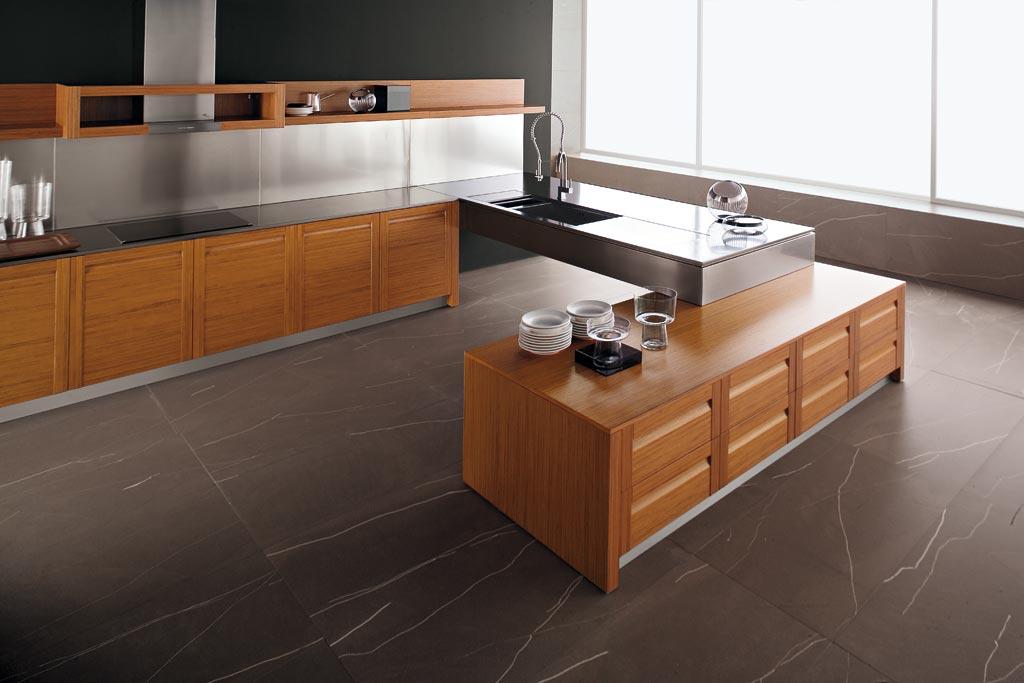 Modern kitchen Treviso