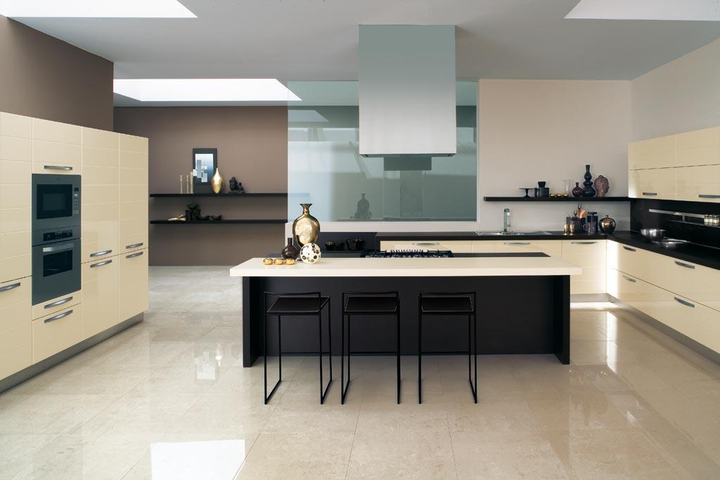 Arredamento Moderno Cucina : Cucina moderna velvet rivenditori cucine sicilia