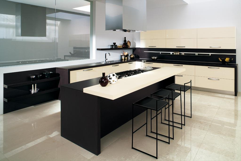 Cucina moderna Velvet - Rivenditori cucine Sicilia