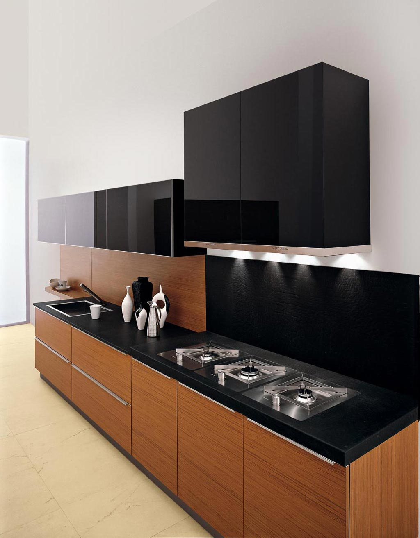 Cucina moderna Seta ~ Arredo cucina moderna su misura