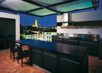 Arredo cucina moderna su misura ~ Treviso