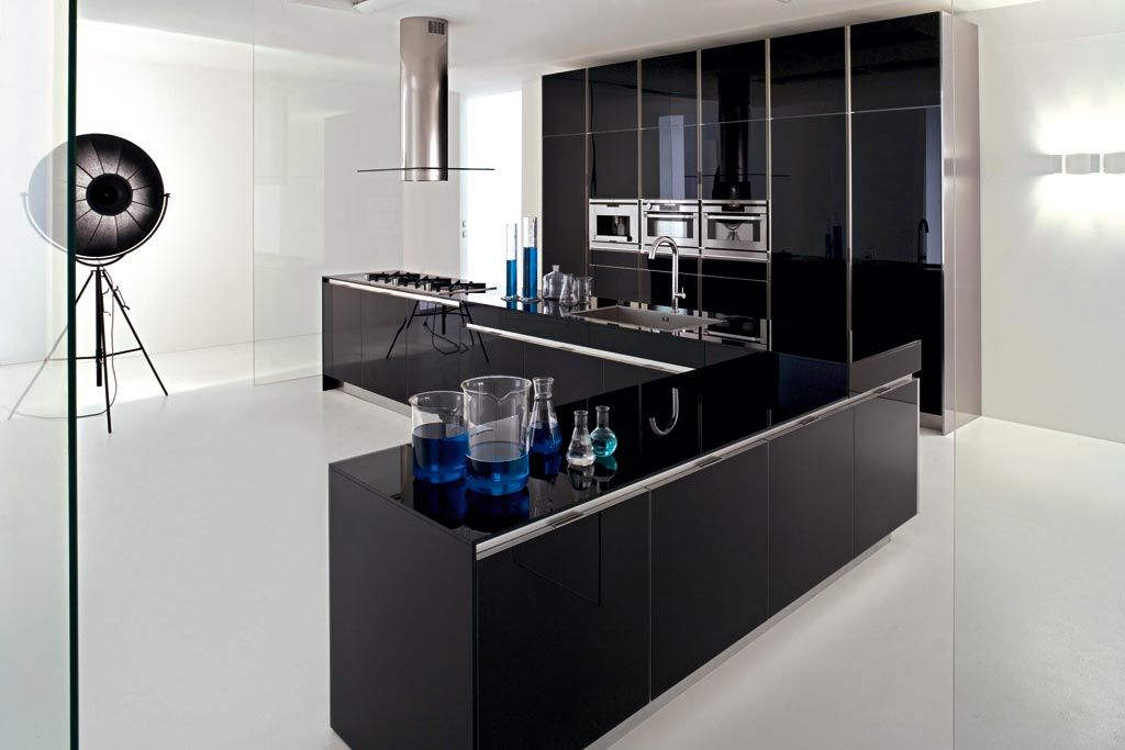Cucina moderna Velvet - Arredo cucina moderna su misura