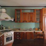 Cucina classica Capri