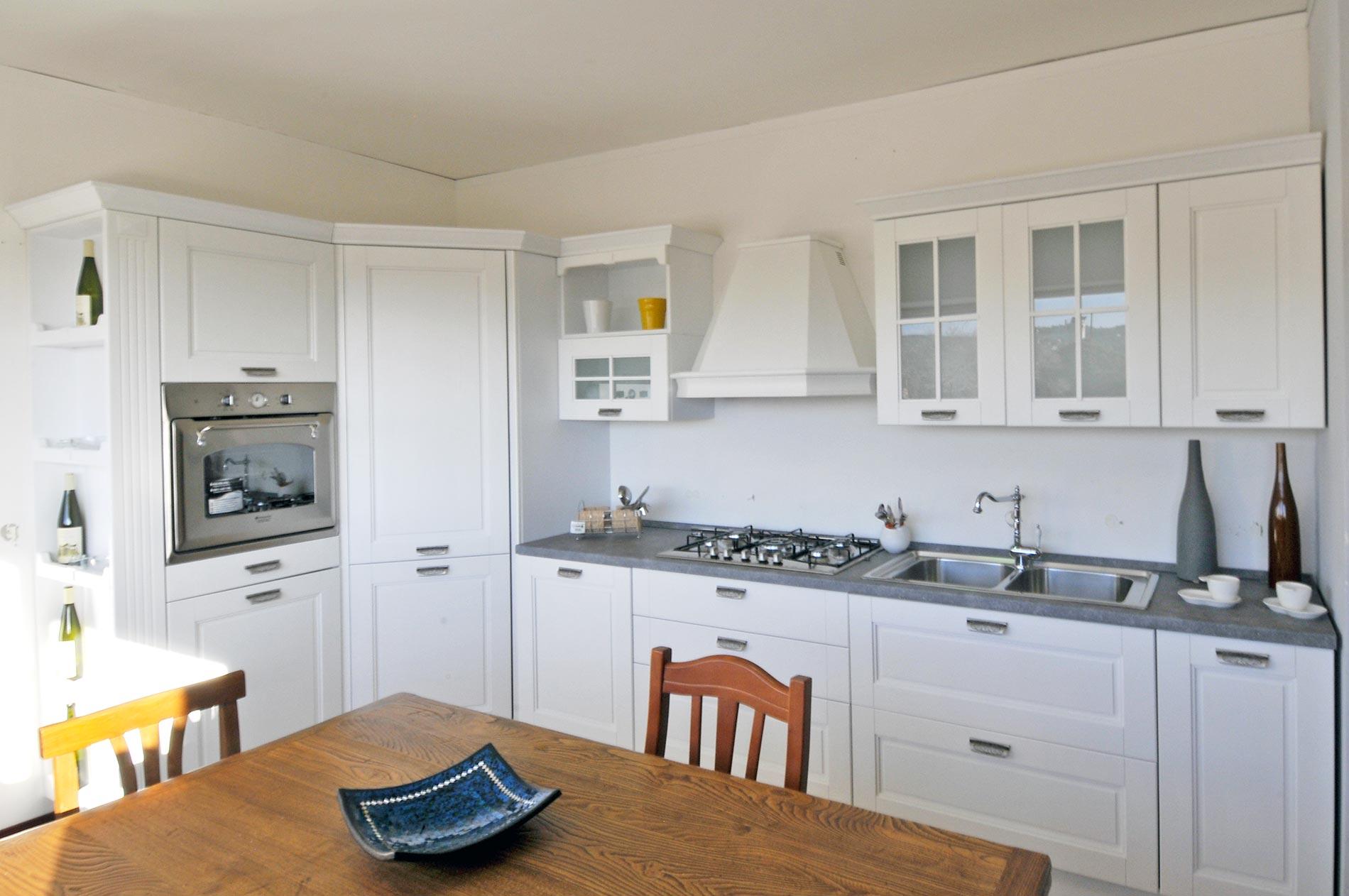 Stunning cucina classica contemporanea pictures home - Cucina classica contemporanea ...