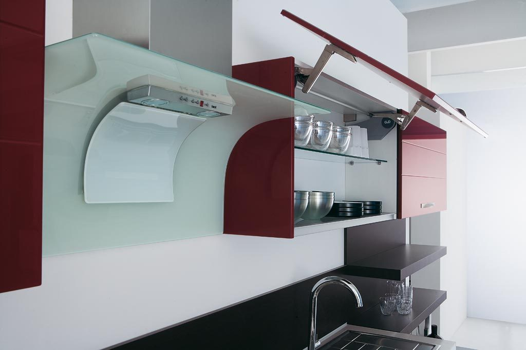 Cucine moderne rivenditori cucine sicilia - Mensole cucina moderna ...
