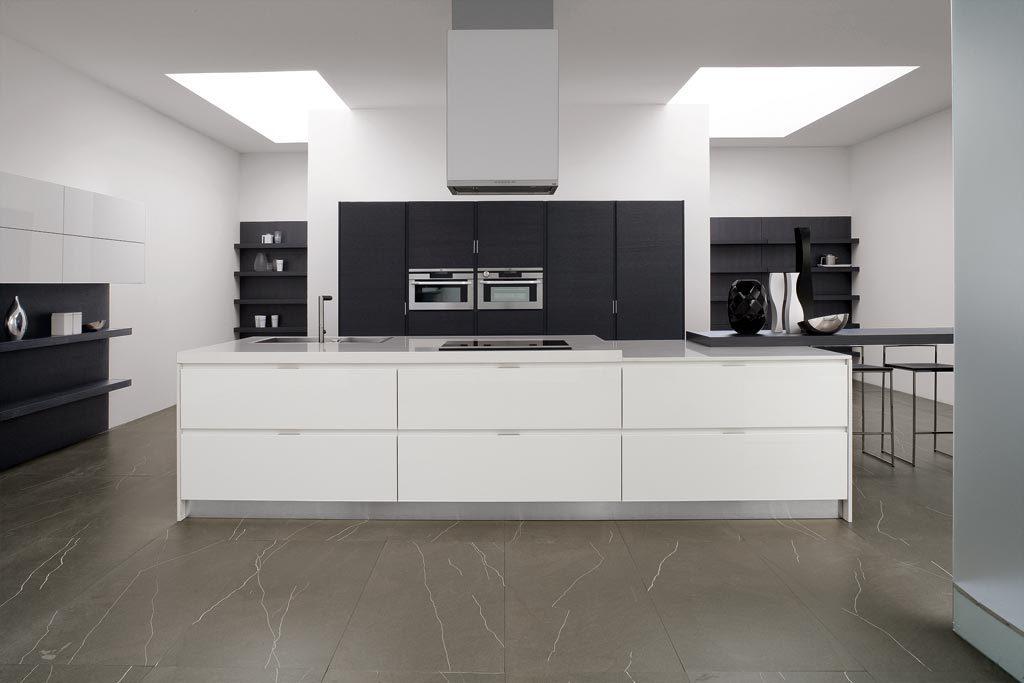 Cucine moderne rivenditori cucine sicilia for Cocinas con suelo gris oscuro