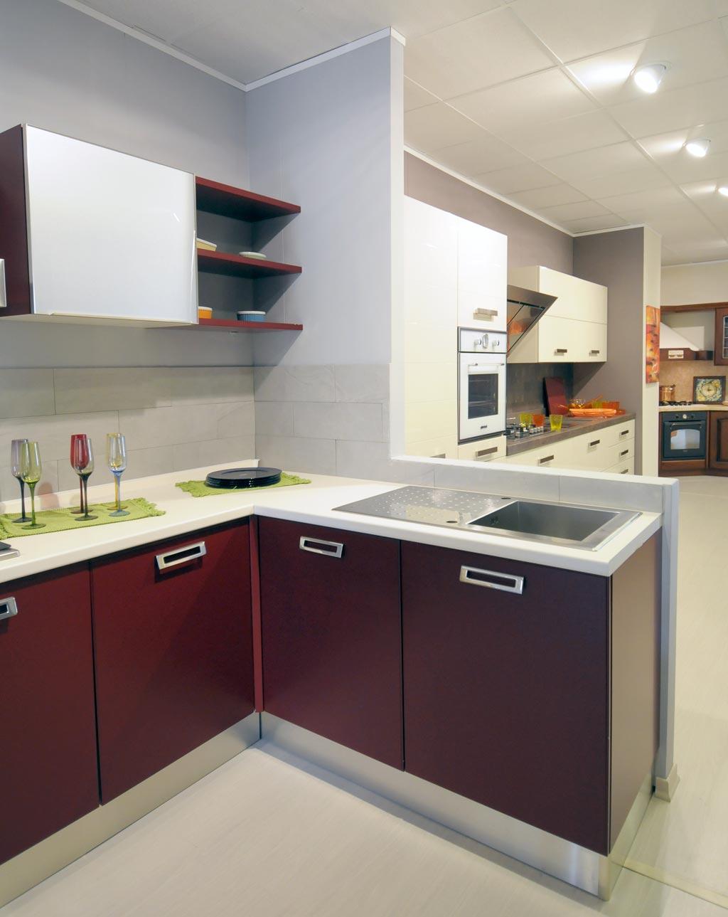 Cucina moderna Mito - Rivenditori cucine Sicilia