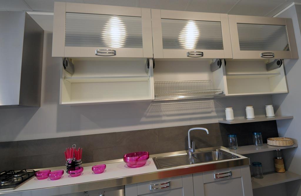 Mensole per cucina moderna affordable come costruire - Mensole cucina moderna ...