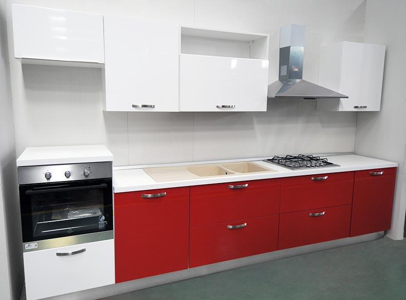 Cucina componibile moderna Mito 2