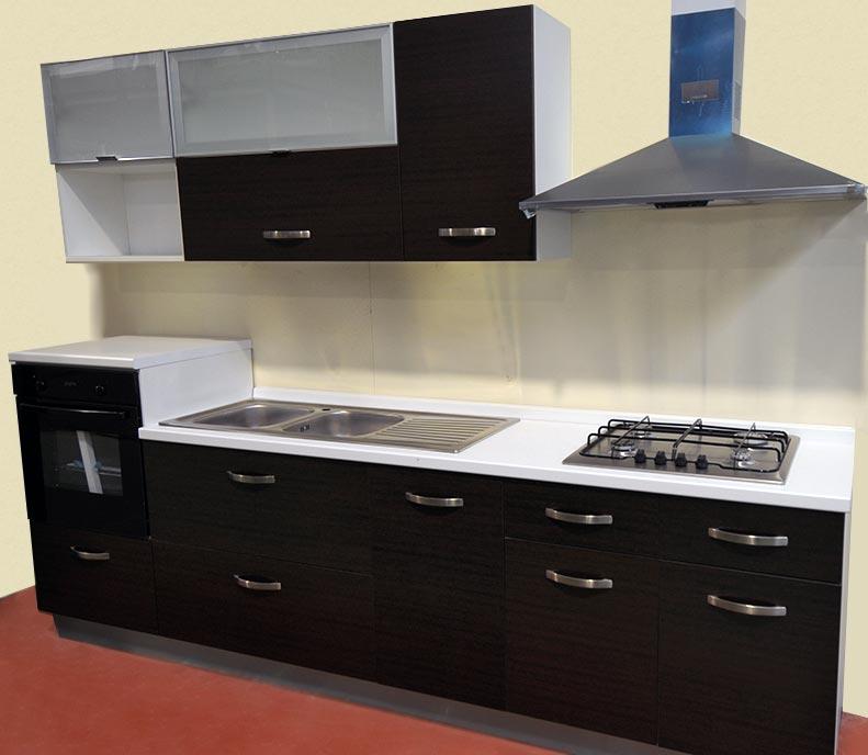 Cucina moderna in promozione zoe rivenditori cucine sicilia for Cucina componibile moderna