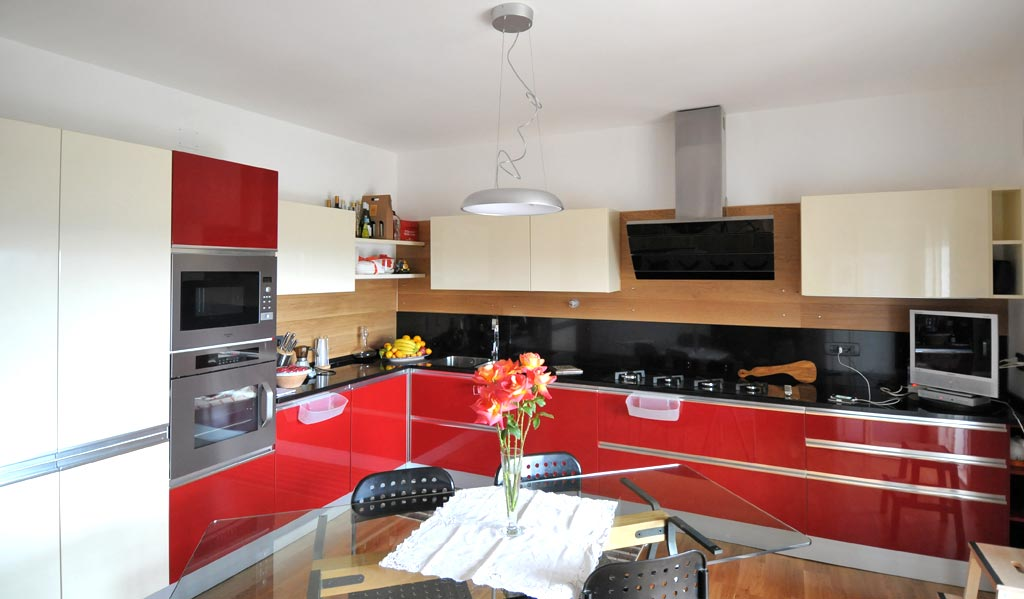 Cucina moderna Rossella - Rivenditori cucine Sicilia