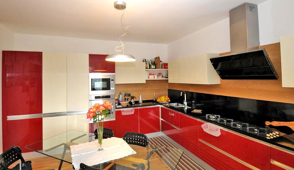 Cucina moderna rossella rivenditori cucine sicilia - La cucina di rossella ...