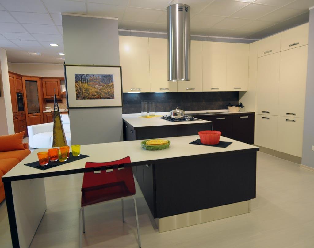 Cucine in ciliegio moderne esszimmer cucina scic legno - Cucine in ciliegio moderne ...