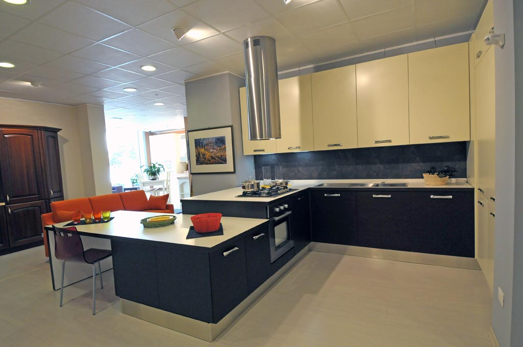 Cucina moderna time rivenditori cucine sicilia