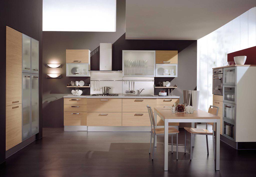 Cucine moderne rivenditori cucine sicilia for Arredamento moderno cucina