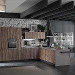 Cucina moderna Terra