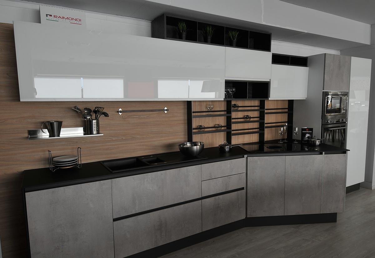 Cucina moderna in stile Urban - Kore2 - Rivenditori cucine ...