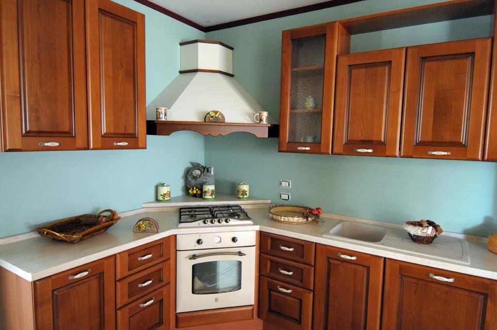 Classic kitchen - Cherry Capri