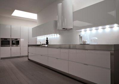 Arredo cucina moderna su misura ~ Velvet