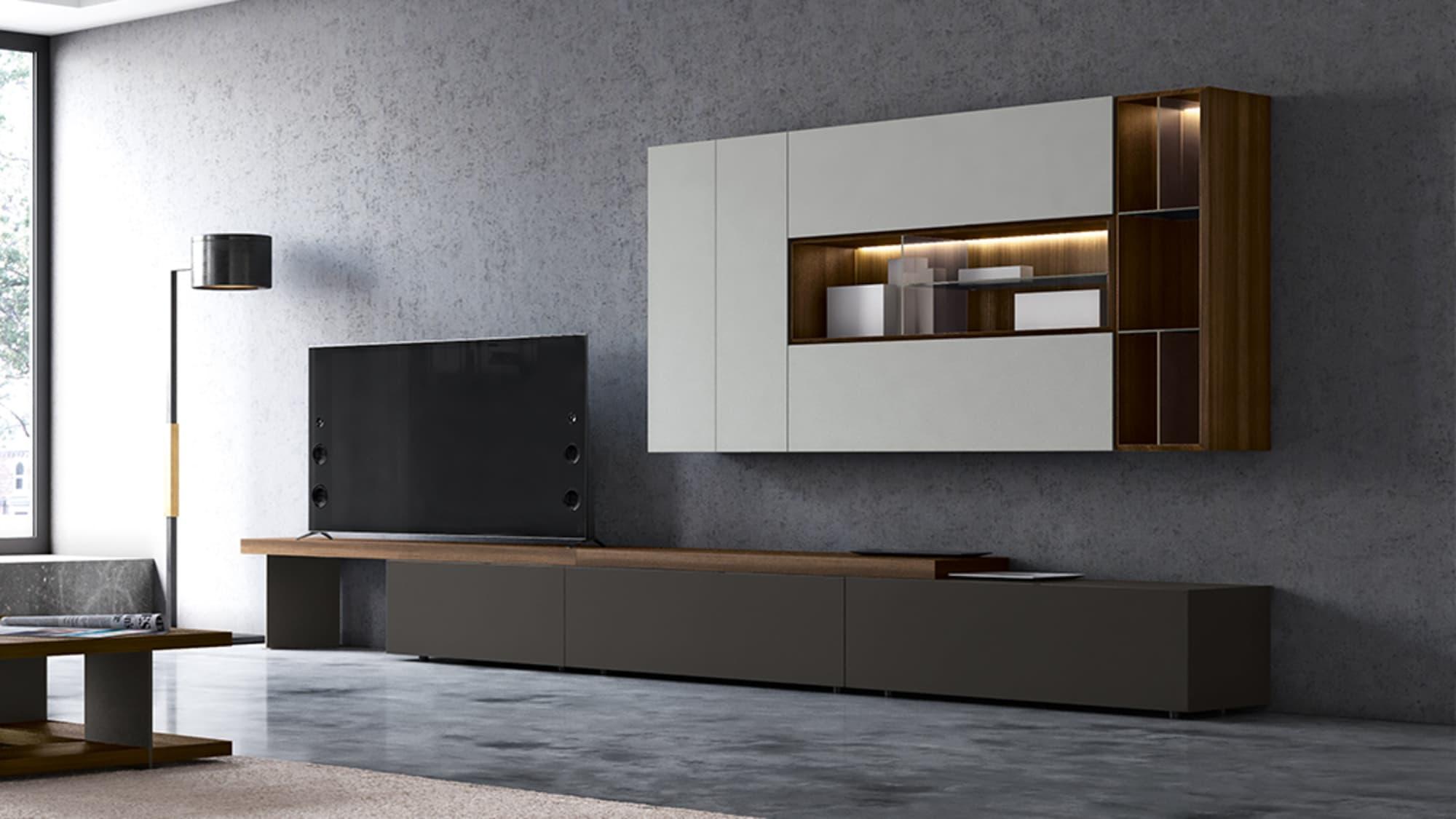 Living Room in abbinamento con cucina Kore