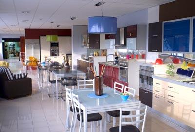 Show room della ditta arredamenti - Sistemi componibili RAIMONDI s.r.l. - di Caltanissetta (CL) - Sicilia ~ Fabbrica cucine componibili Sicilia