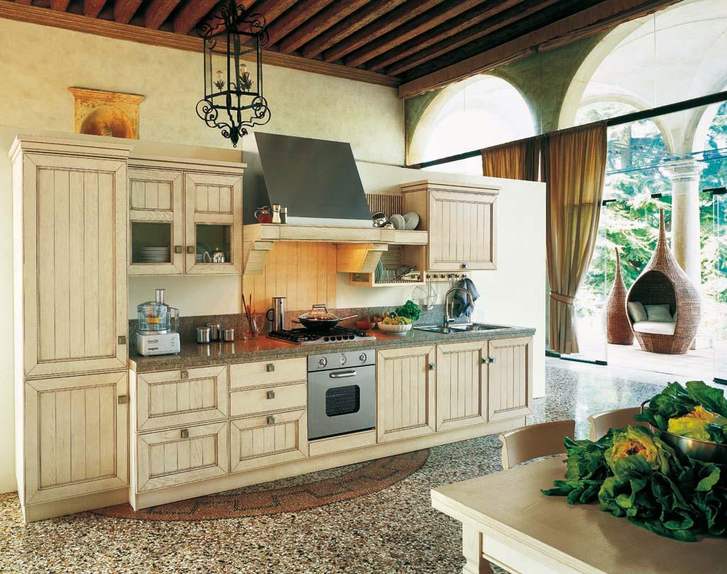 Vendita cucina classica Settecento