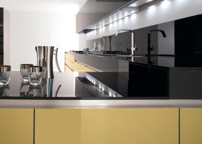 Cucina moderna Velvet