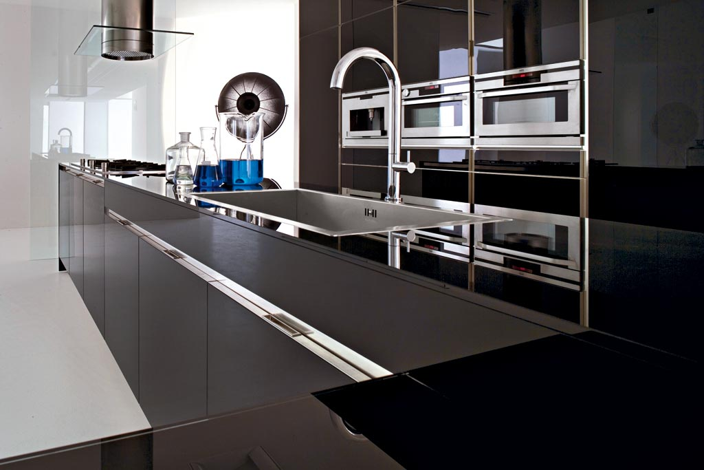 Amato Cucina moderna Velvet - Rivenditori cucine Sicilia HE21